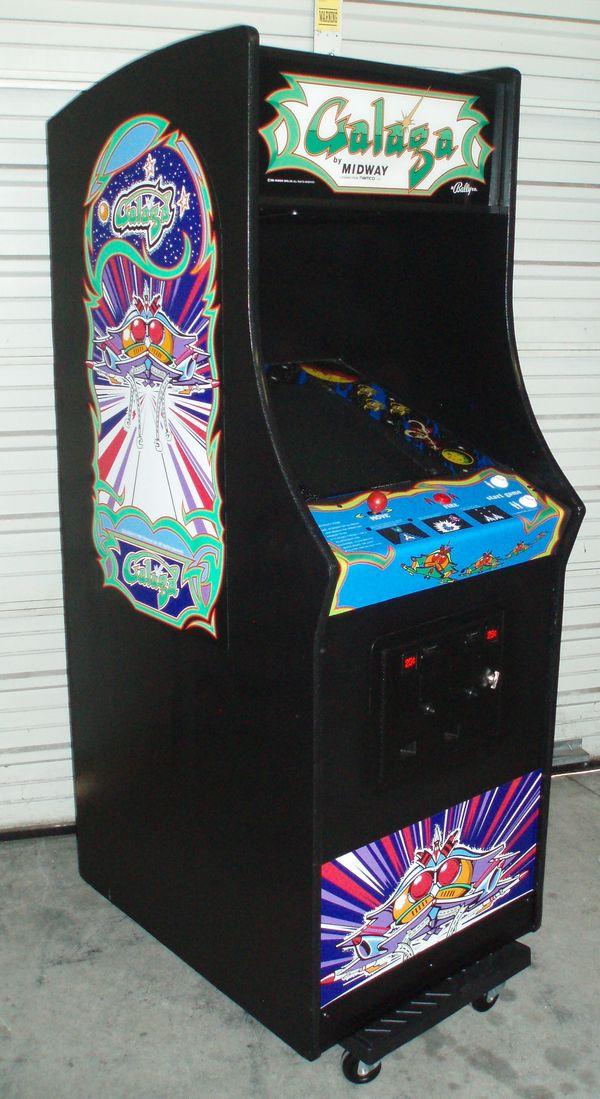Galaga Arcade Video Game Machine Aceamusements Us