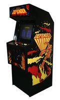 Defender Arcade Video Game