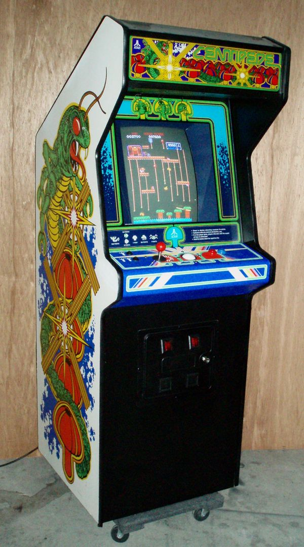 Used Arcade Games Sale : Classic arcade video game used and new machines for sale