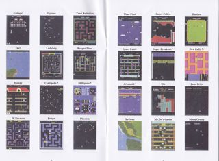 ICade Manual Pages 7 and 8