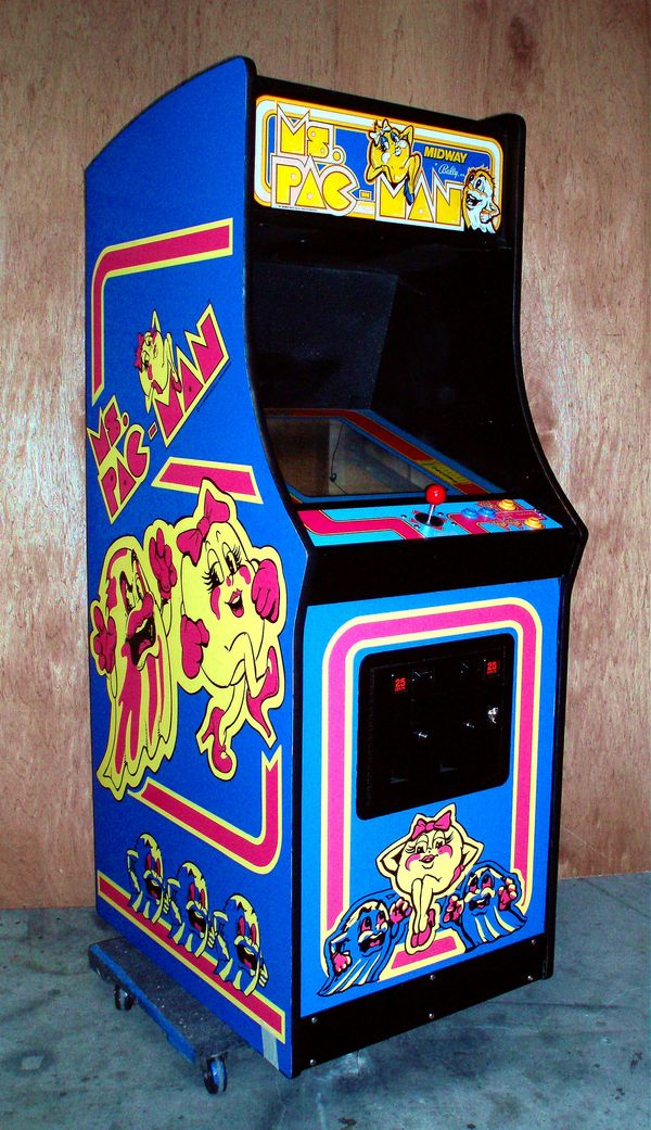 Arcade Video Game Cabinet Front Kick Plate Aceamusements Us