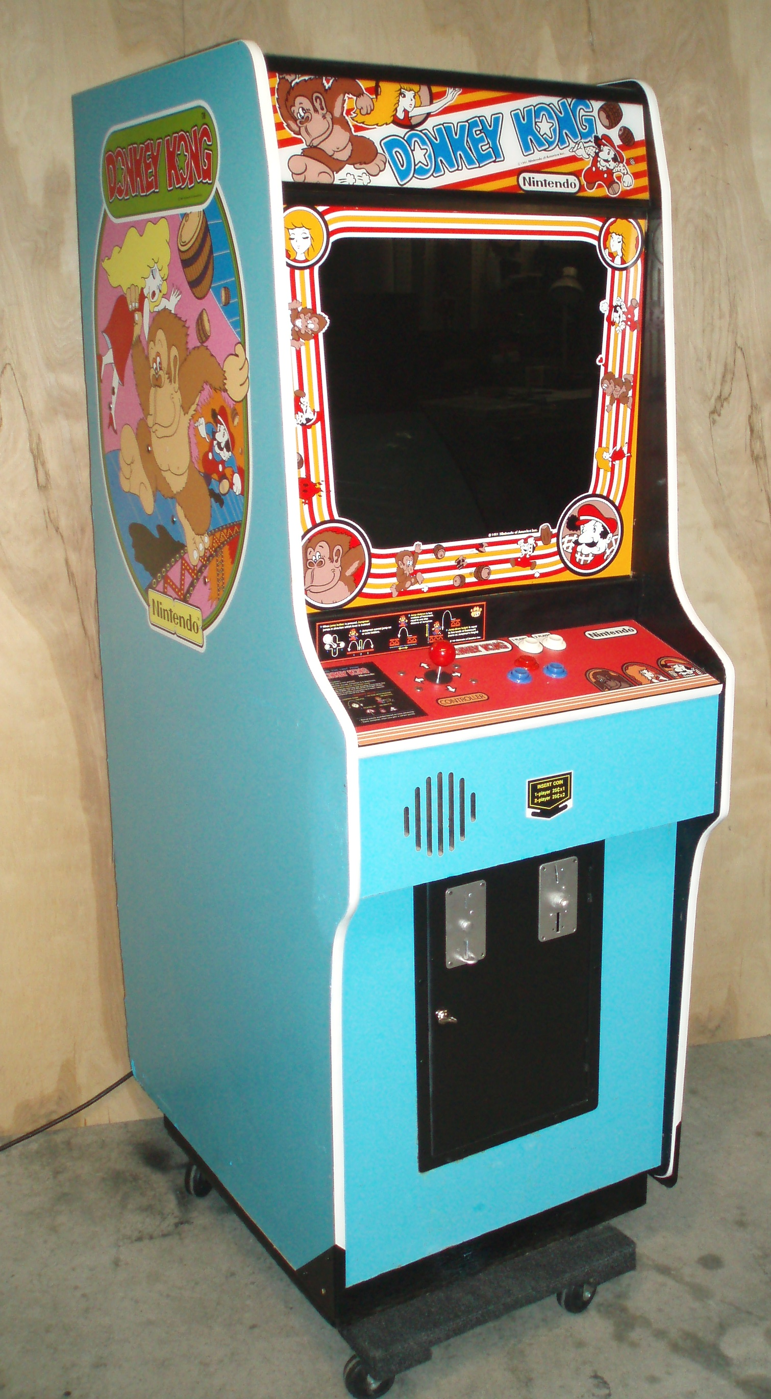 Arcade Video Game Cabinet Sizes Weights And Uses Aceamusements Us