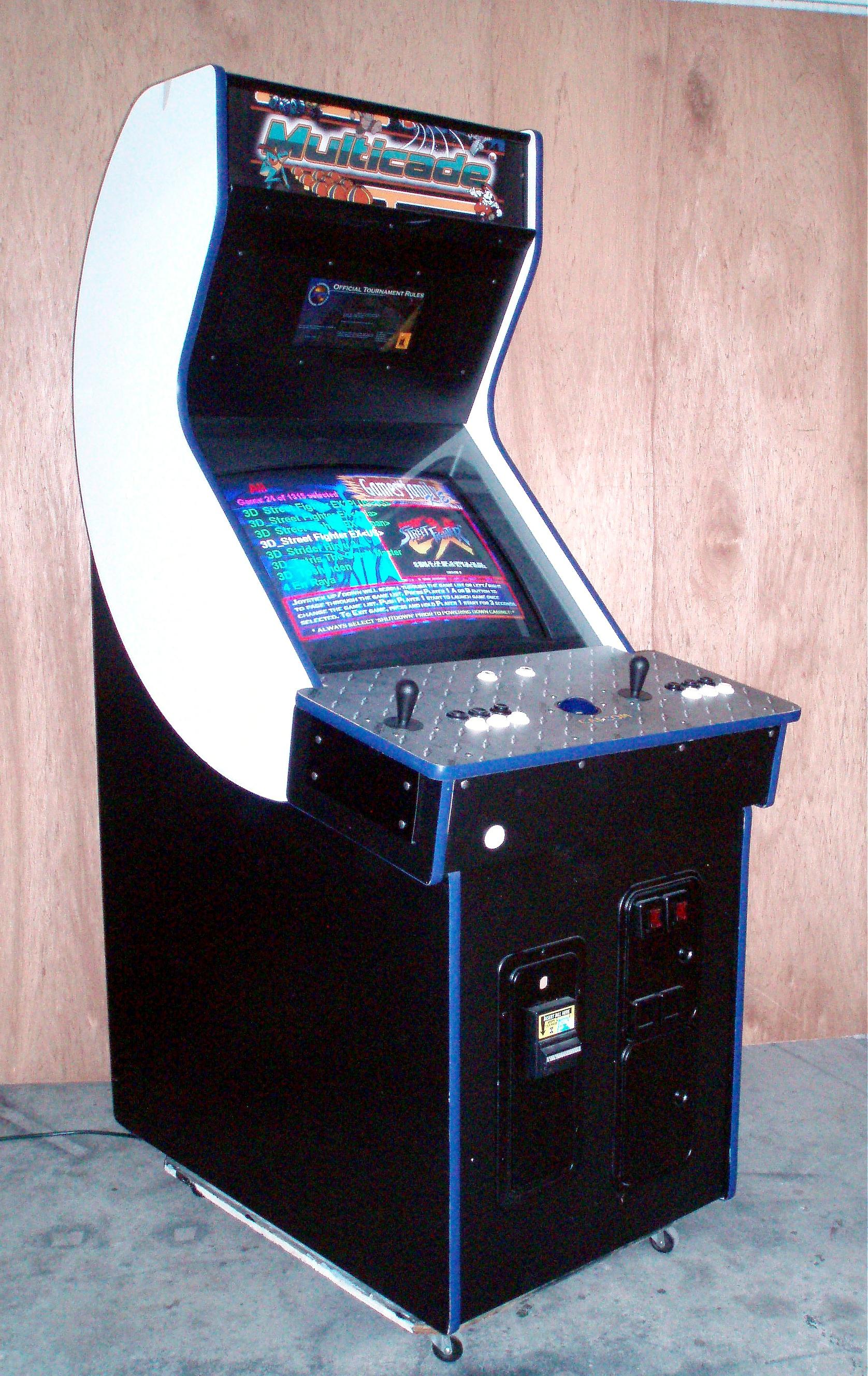Golden Tee Cabinet Vertical Versus Horizontal Video Games Arcade Cabinets Monitors