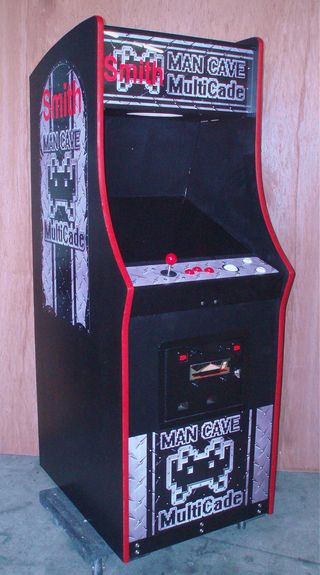 Ace Amusements' Man Cave Multicade