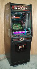Ace Amusements Tron Restoration