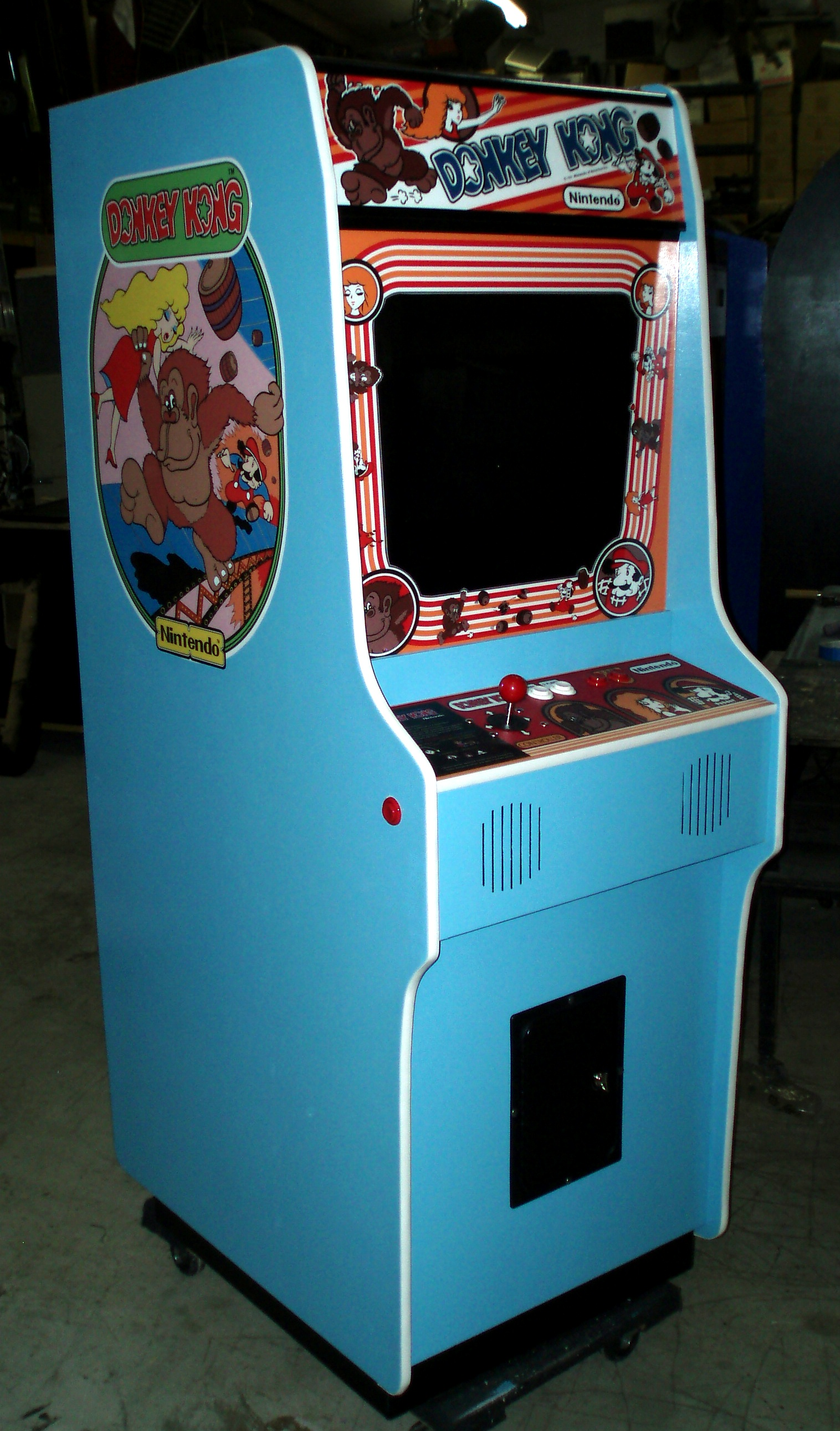 gaming machines custom arcades dream cabinet cabinets arcade customarcades