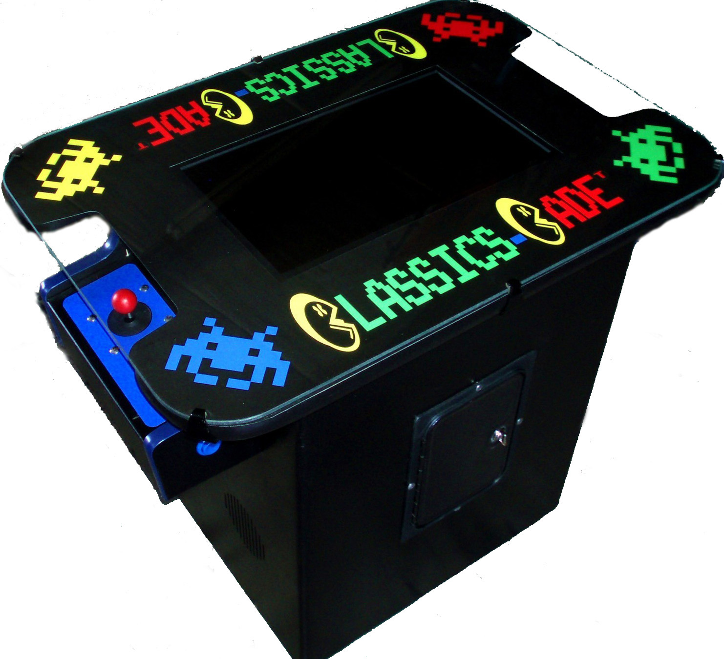 Multiple arcade video games in one cabinet aceamusements classics cade gamestrikefo Images