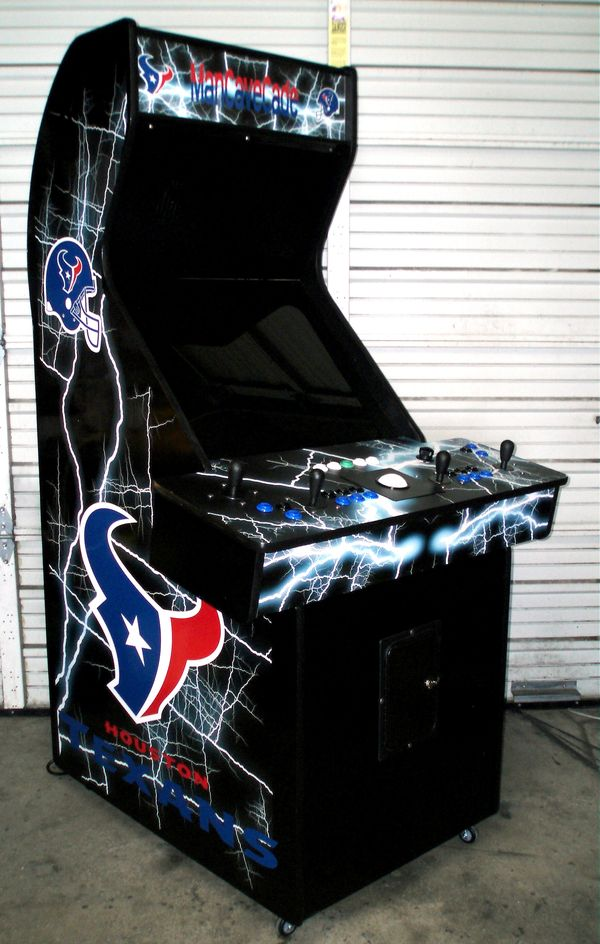 Select Your Arcade Video Game Cabinet Aceamusements Us