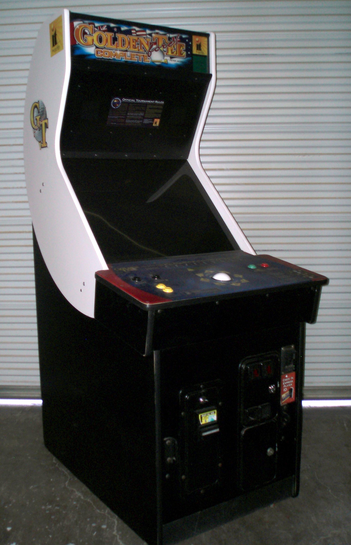 Golden Tee Golf Arcade Video Game Machine Upgrade - AceAmusements us