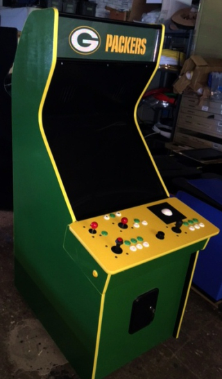 Competition Style JAMMA Multicade Photo Gallery