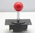 Joystick 4-8-way narrow plate