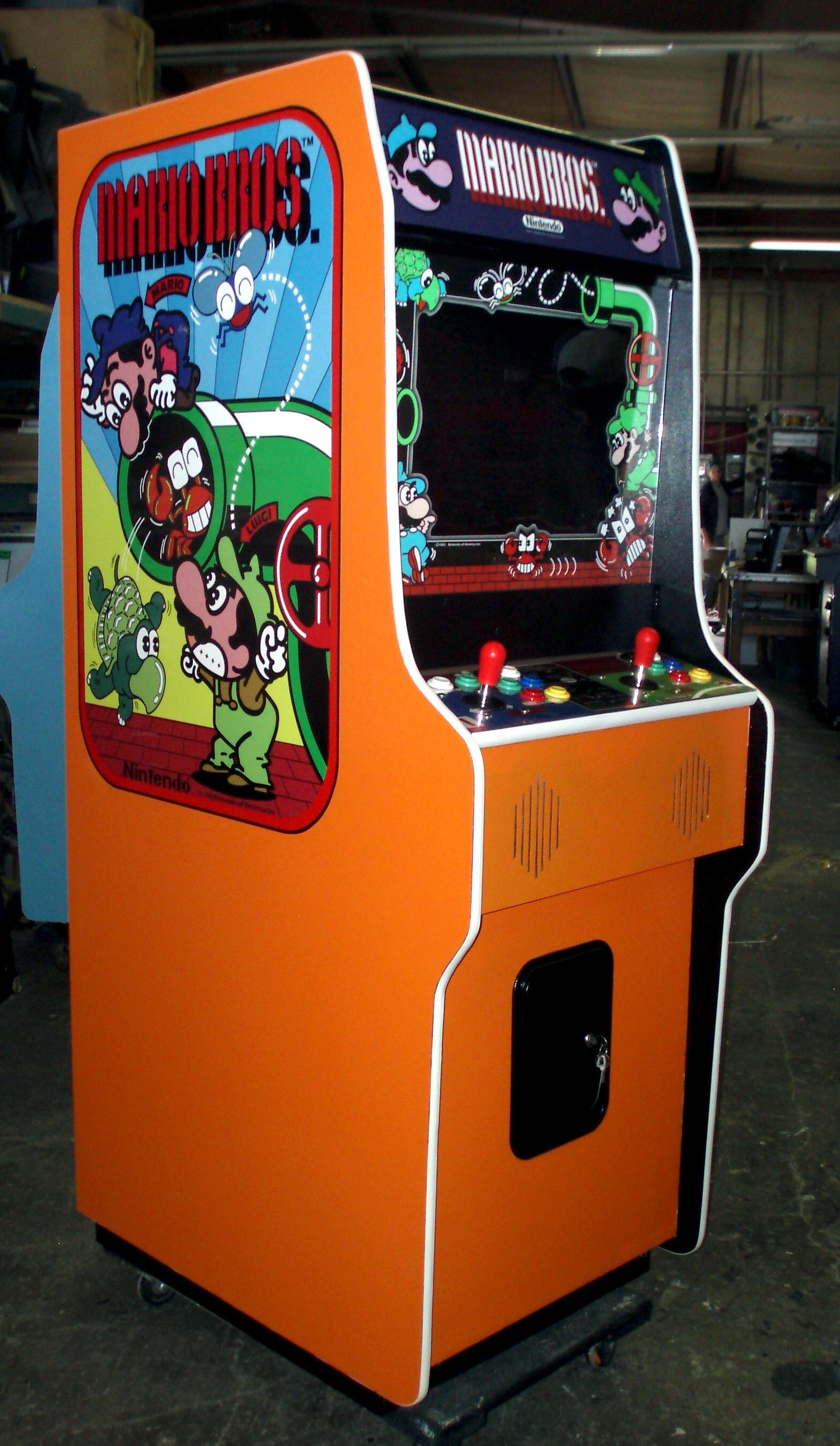 custom mario game