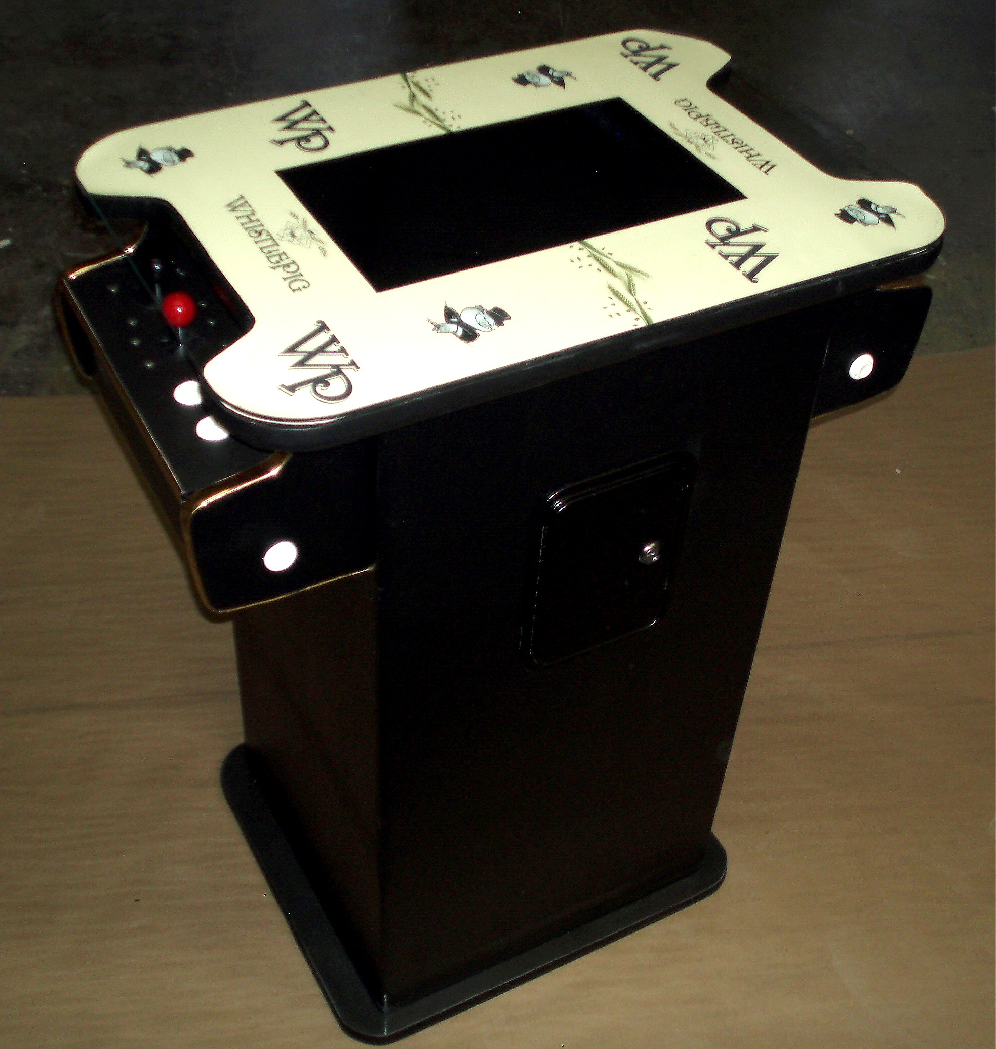 Ace Amusements Cocktail Table Arcade Video Multi Game