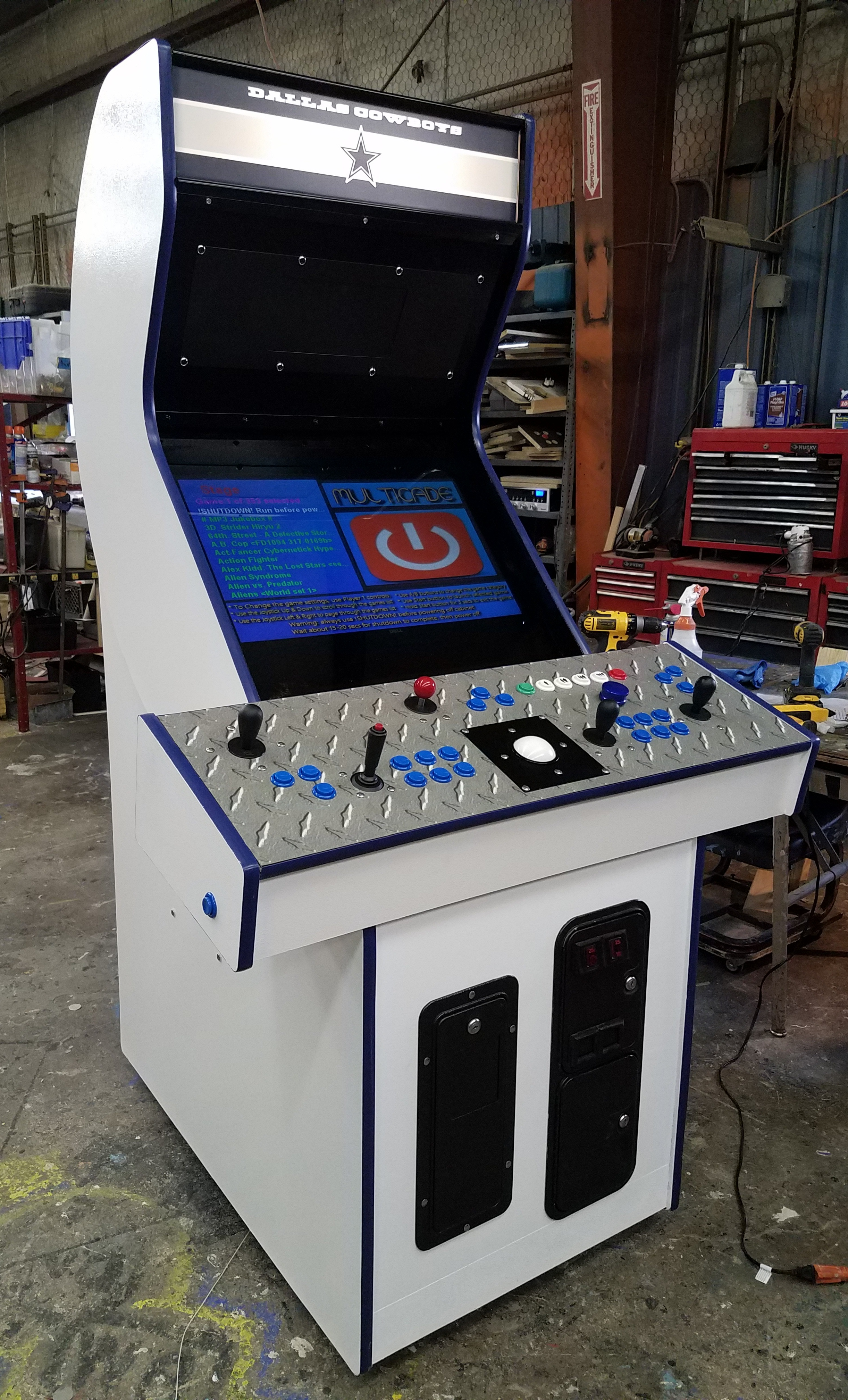 Ultra Edition 2500-in-1 Multicade Prices And Options