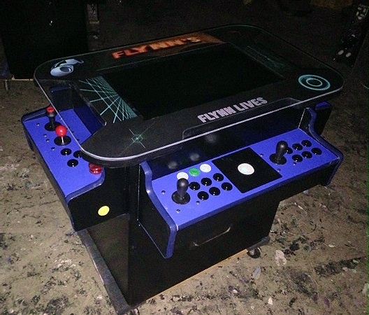 Ultra Edition 2500 Cocktail Table Multicade Arcade Video Multi Game