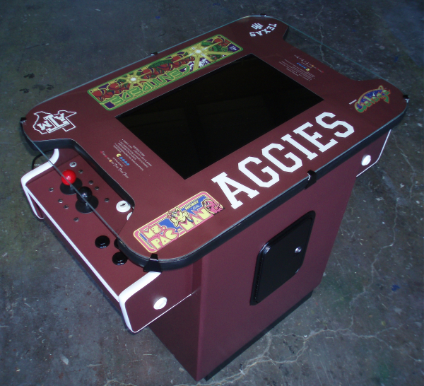 Multi Game Custom Arcade Video Machines   AceAmusements.us
