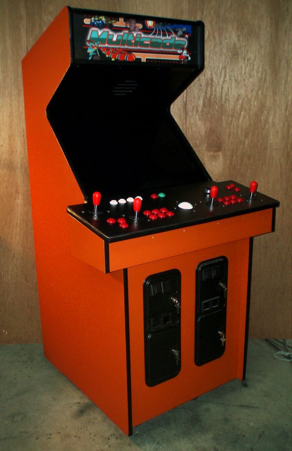 Ultra Edition 2500 Four-Player Multicade Photo Gallery