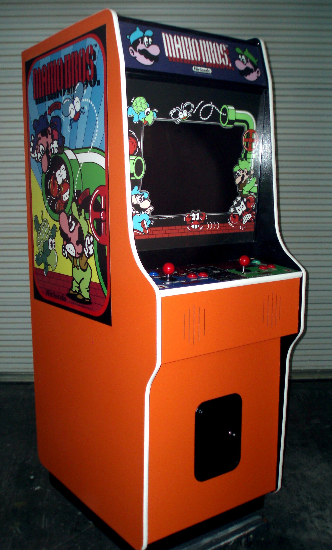 Mario Bros Arcade Video Multi Game Machine Aceamusements Us
