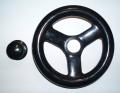 Spinner knob & wheel