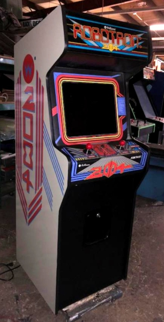 Groovy Robotron 2084 Arcade Video Multi Game Machine For Sale Download Free Architecture Designs Crovemadebymaigaardcom