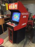 Neo-Geo MVS-4-25 ver. 2 cabinet