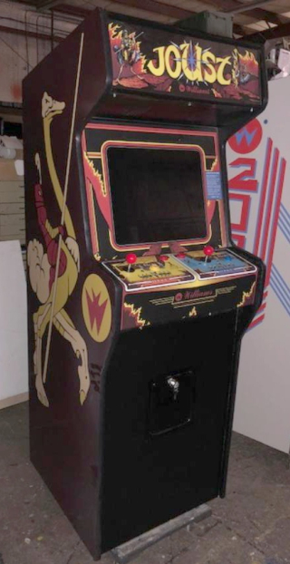 Strange Joust Arcade Video Multi Game Machine For Sale Download Free Architecture Designs Crovemadebymaigaardcom