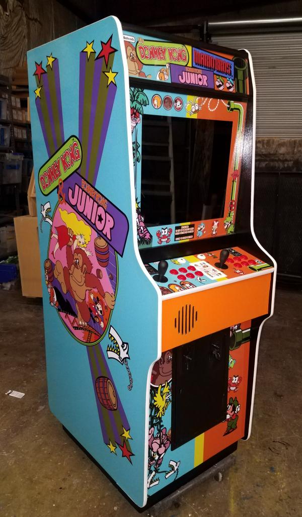 Custom Multi Game Arcade Video Multicades - AceAmusements us