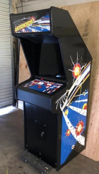 Asteroids restoration side (2)