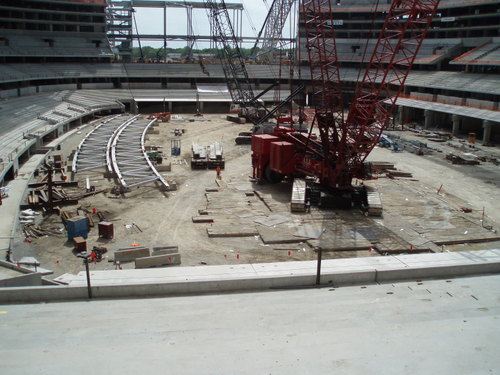 Dallas Cowboys New Stadium